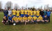 Senior team. 23rd March 2014