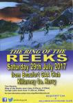 Ring of the Reeks Cycle.  Saturday, 29 July 2017
