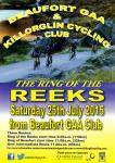 Ring of the Reeks Leisure Cycle. Saturday, 25 July 2015