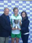 SARAH-JANE ACCEPTING ALL-IRELAND 7