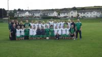 SENIOR LADIES WHO REACHED CO.FINAL 2013
