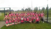 GAELIC FOR GIRLS u12 & U14
