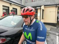 Philip Mullane ready to hit the road