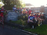 Day 2 Bundoran to Oranmore Co Galway