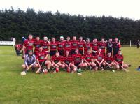 Senior Hurling Panel V Kileagh 2012