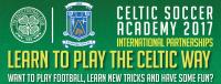 Celtic EASTER Camp 2017