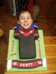 Scott Harding 11th Birthday