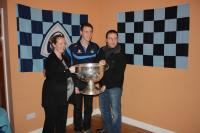 Sam Maguire at Wanderers 2012
