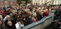 Attendance  at the Official Opening of the Cultural Week 8th April 2012