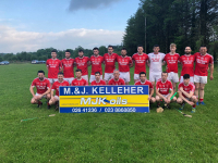 Junior A Hurlers 2018
