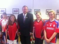 GAA President's Visit