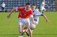 Cathal Vaughan In Action