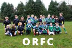 First Home Blitz v Connemara RFC