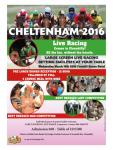 Cheltenham Race Day