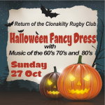 Return of the Halloween Fancy Dress