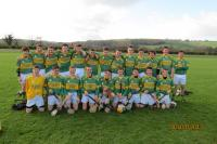 Cloughduv U16 County Finalists 2013