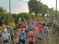 5k Run start 5