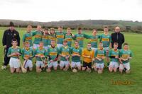 Cloughduv U14 Team 2013