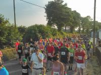 5k Run start 4