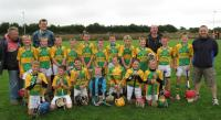 U11 Team in upcoming County League Final