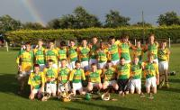 Cloughduv U14s 2014