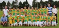 Cloughduv County U13B County Champions 2013