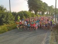 5k Run start