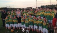 Cloughduv U16s 2014