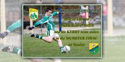 Darragh O Shea Kerry Minor