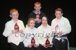 2006 Scór na nÓg Music group winners