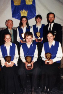 Scór -  All Ireland Music Winners