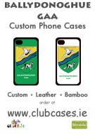Club Covers for your Mobile Phones are now available by visiting www.clubcases.ie.
