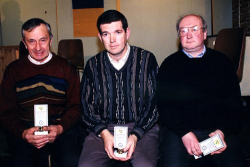 Scór -    Quiz Winners Gerald Fitzgerald, Maurice O Mahony & Danny Curtin R.I.P.