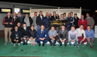 A Night at the Dogs with our Minor panel 2013