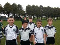 Ethan, Mark, Paudie, Leon and Jack