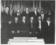 1960's Kinsale Gaa Dinner Dance at Coakely's Hotel.