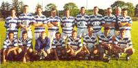 Junior B Football 2001