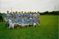 07.South East U 16 Football Champion's At Riverstick