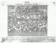 1932. Kinsale Junior Football Winning Team.