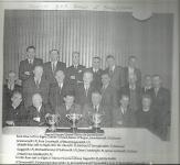 1960's Kinsale Gaa Dinner At Coakley's Hotel.