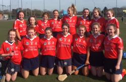 Camogie Adult Cup Team