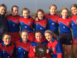 Mount Sackville Camogie Shield Winners 27th Jan 2017