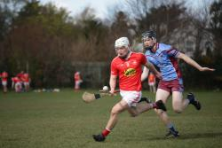 Minor Hurling league St Brigids v N Olaf 2nd April 2017