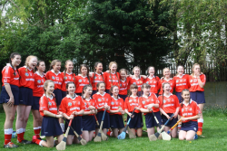 Well done to Camogie Féile Finalists 2017