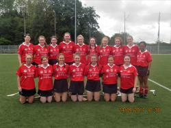 Camogie Senior 3 team 2017