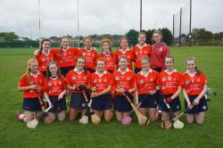 Camogie Senior 6 team 2017