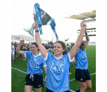TG4 LGFA Players Player of the Year and All-Star winner Noelle Healy