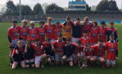 Feile Peil winning team 8th April 2017, brilliant display by all