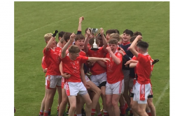 U15 Football Championship Winners 2018