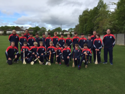Hurling team set our for Féile na nGael